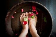 Piękne stopy